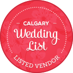Calgary Wedding List - Vendor